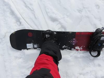 4スノーボードK2 WWW