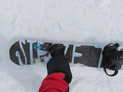 4スノーボードVOLKL STEAZE