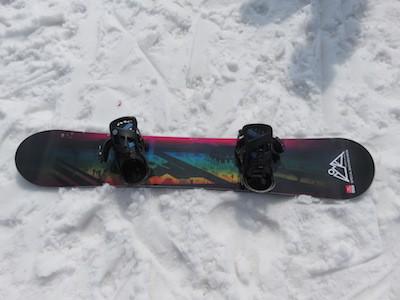 2スノーボードOJK SPECIAL SNOWBOARD JUSHI 158