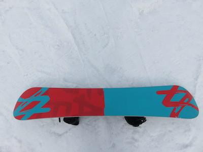 3スノーボードVOLKL STEAZE