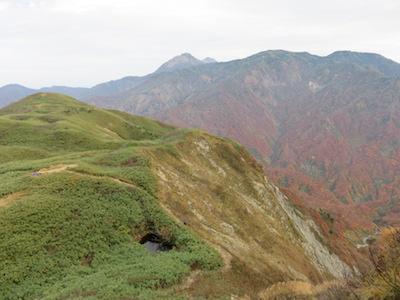 雨飾山27
