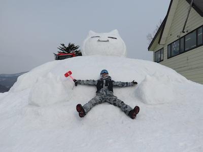 菅平高原スキー場16