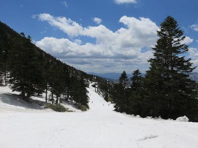 42横手山渋峠スキー場