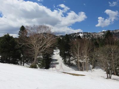 16横手山渋峠スキー場