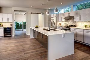 Top 3 Reasons You Install Waterfall Kitchen Islands