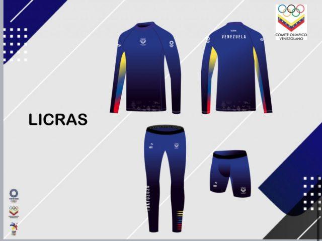 Así será la vestimenta con nanotecnología anticoronavirus de la Delegación  de Venezuela en Tokio 2020 (Fotos) - LaPatilla.com