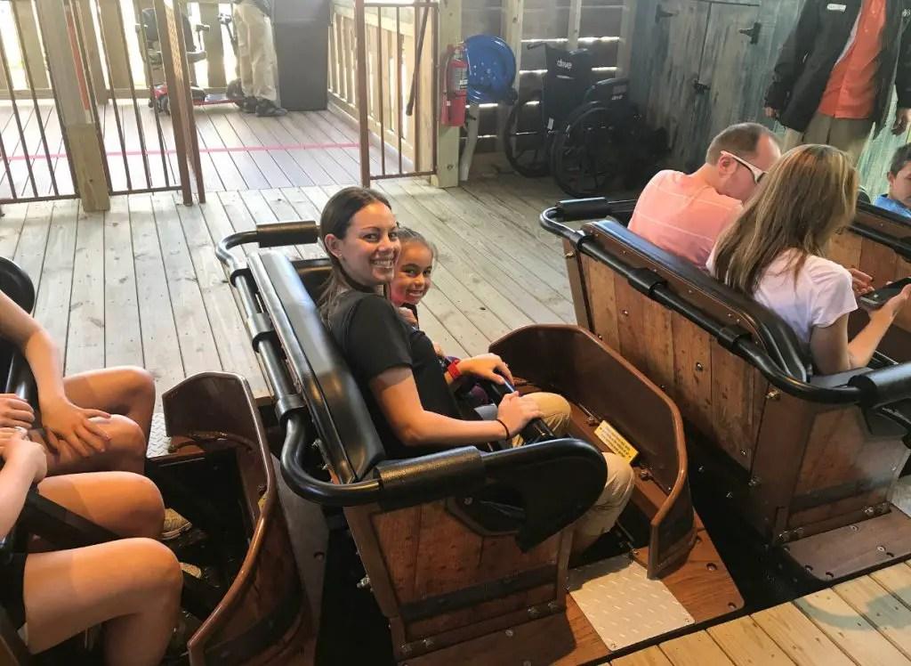 Busch gardens williamsburg review coaster