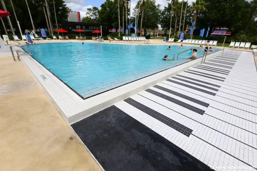 disney value resorts pool
