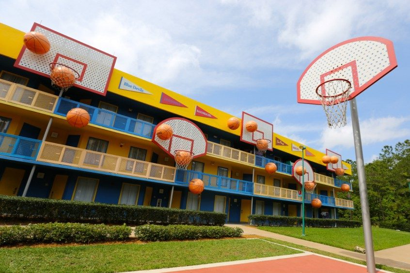 all star sports review basket