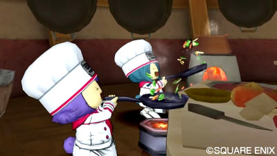 ドラクエ10 調理 料理