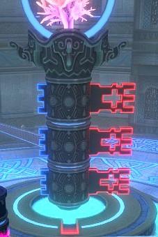 天水の聖塔5階 手順2