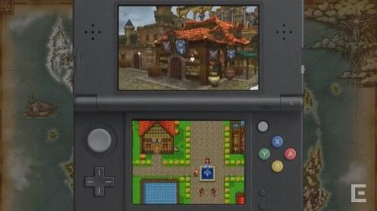 ドラクエ11 3DS版 実機プレイ映像2
