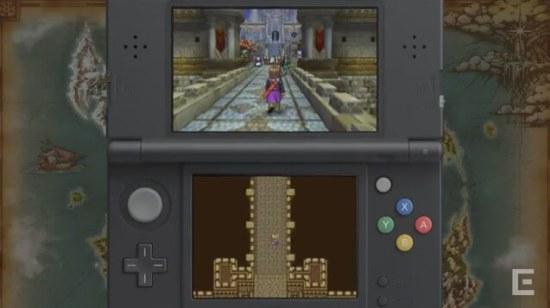 ドラクエ11 3DS版 実機プレイ映像1