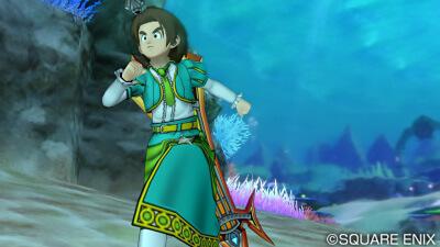 PS4版 ドラクエ10 水の領界2