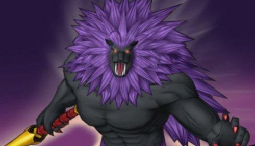 紫獅鬼バイロゼオ