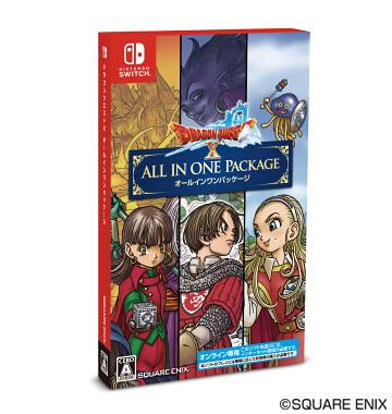 Nintendo Switch版 「ドラゴンクエストX オールインワンパッケージ」