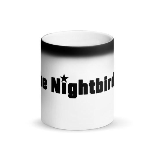Matte Black Magic Mug Changes Color 00037