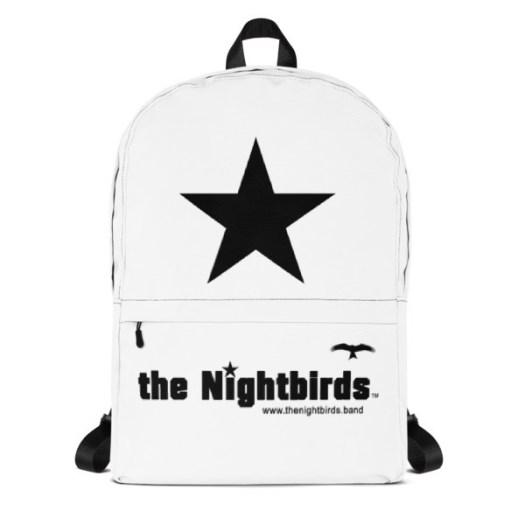 The Nightbirds Logo Backpack 00039