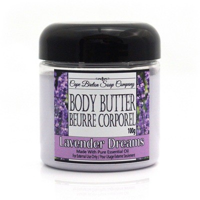 Body Butter - Lavender Dreams