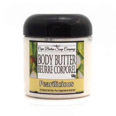 Body Butter - Pearilicious