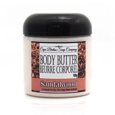 Body Butter - Sandalwood