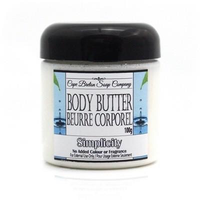Body Butter - Simplicity