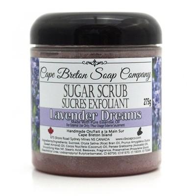Sugar Scrub - Lavender Dreams