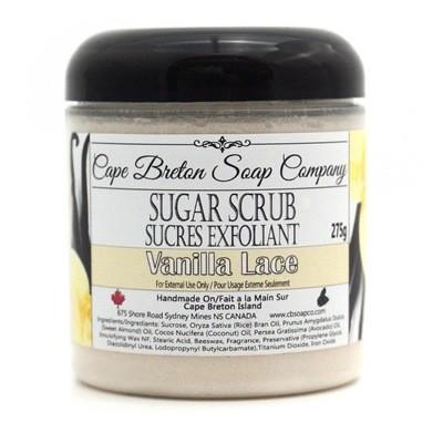 Sugar Scrub - Vanilla Lace