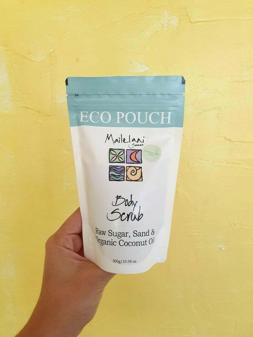 Moso'oi (Ylang Ylang) - Body Scrub - 300gr