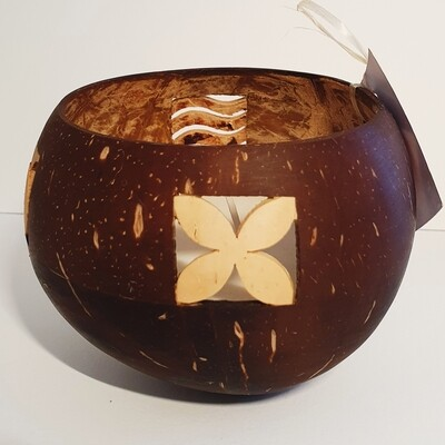 Cass Candle - Mailelani Design 4 squares - Tropical Scent (O le Pasefika)