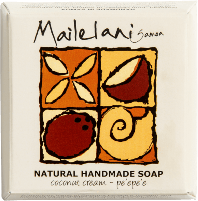 Completely Coconut Natural Hand Made Soap 110gm / 3.9 oz