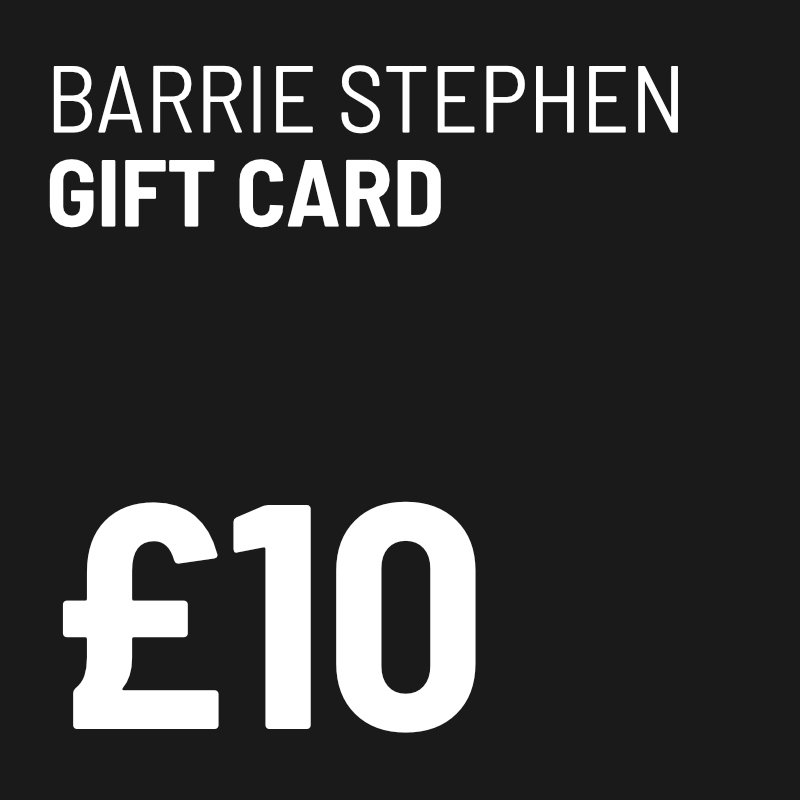 £10 Barrie Stephen Gift Card 0000010
