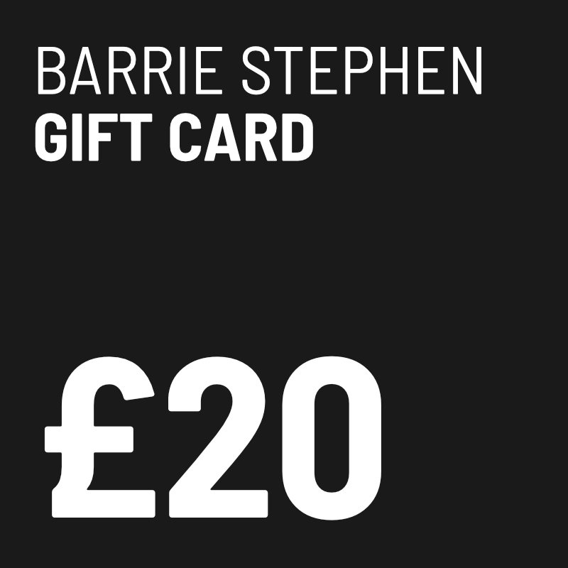 £20 Barrie Stephen Gift Card 0000011