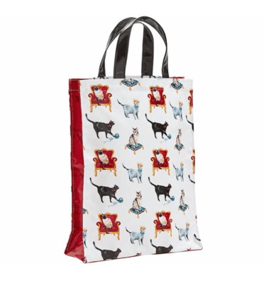 Pampered Cat Tote Bag by Ashdene