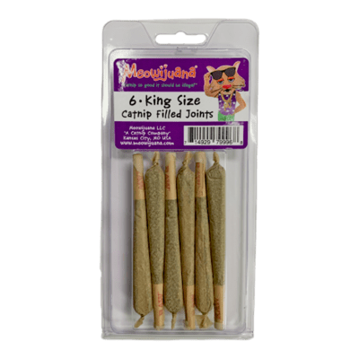 Meowijuana Catnip Filled Joints for Cats