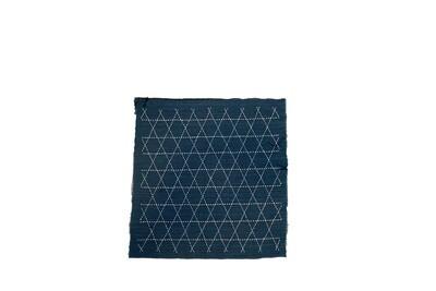 Kagome Sashiko Stitched Fabric 081506 | Summer Sale Deal