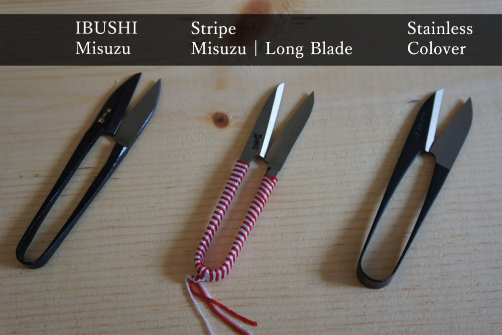 Thread Clipper / Grip Scissors | All Made in Japan