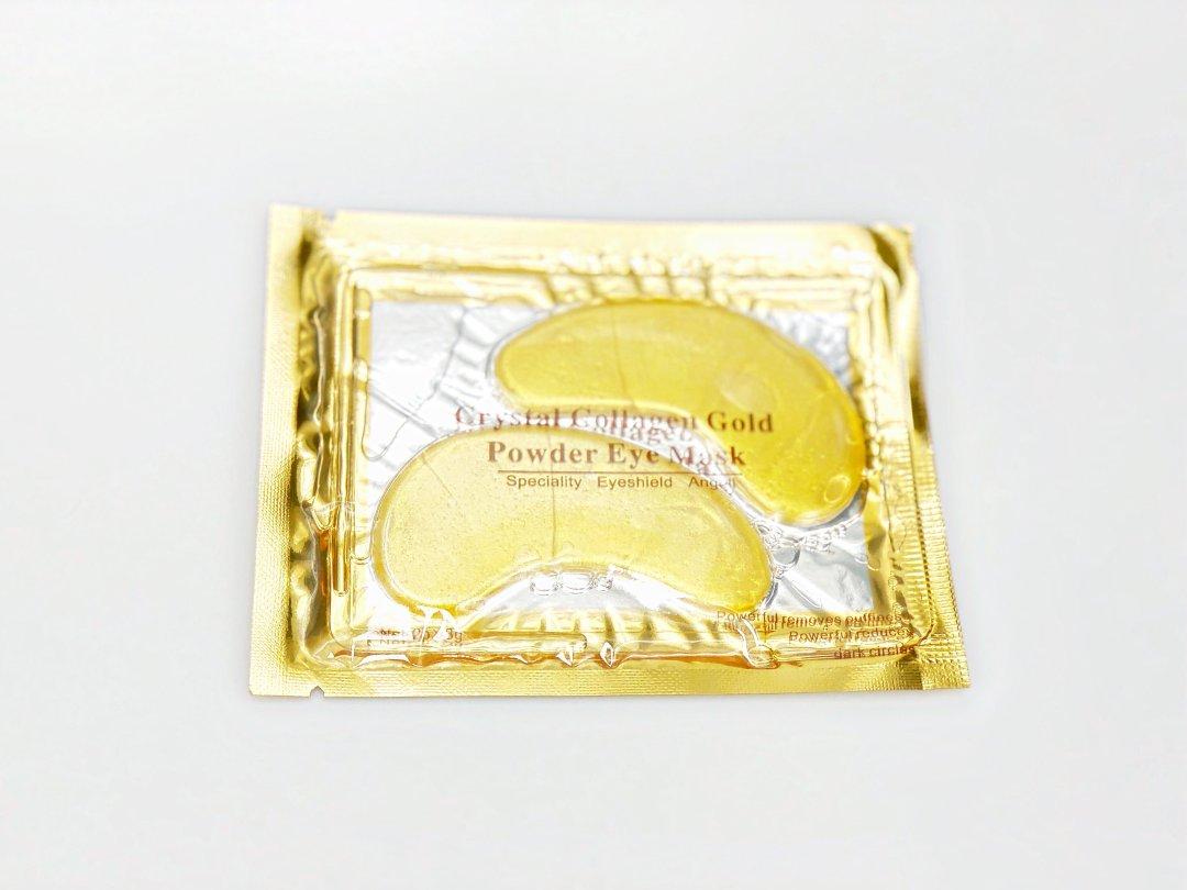 24K Gold Collagen Eye Pads MBCGEP01