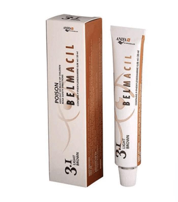 Belmacil Eyelash & Brows Tint - #3.1 Light Brown MBCBEBT031