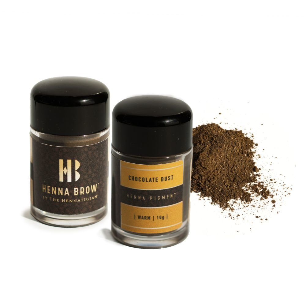 HENNA PIGMENT – CHOCOLATE DUST MBCHBCD