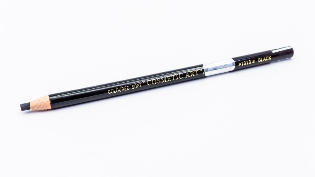Cosmetic Art Black Wax Pencil MBC005BDWP0001