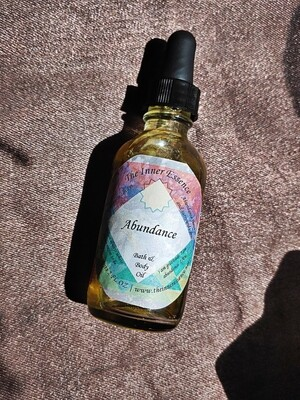 Abundance Bath & Body Oil