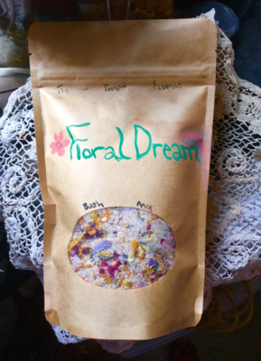 Floral Dream Bath Mix