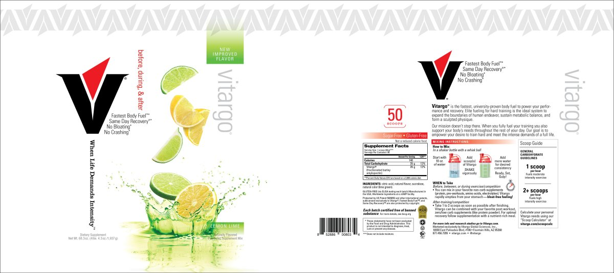 LemonLime Label