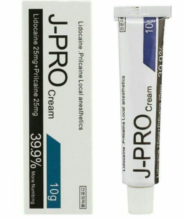 J-pro Numbing Cream