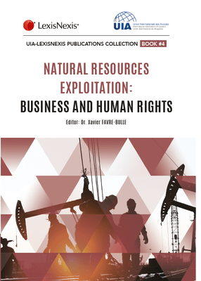 Natural Resources Exploitation: Business and Human Rights (EAN9782711030620)