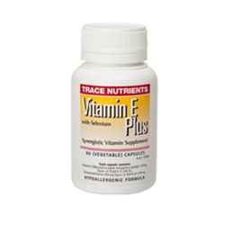 Vitamin E Plus - Interclinical trace Nutrients 00057