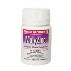 Molyzinc - Interclinical Trace Nutrients 00063