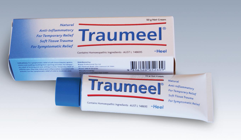 Traumeel Anti-inflammatory Cream 00075
