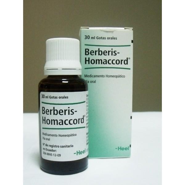 Berberis-Homaccord by Heel - Practitioner Only 00107
